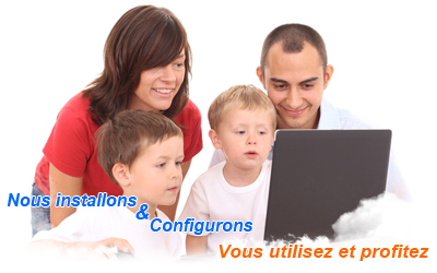INSTALLATION-configuration-Horizon-Informatique